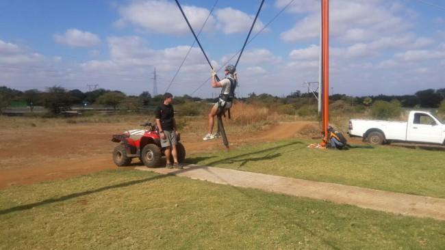 Adrenaline Extreme - Human Slingshot