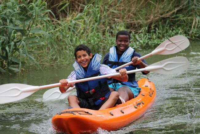 Adrenalin Addo - Canoeing
