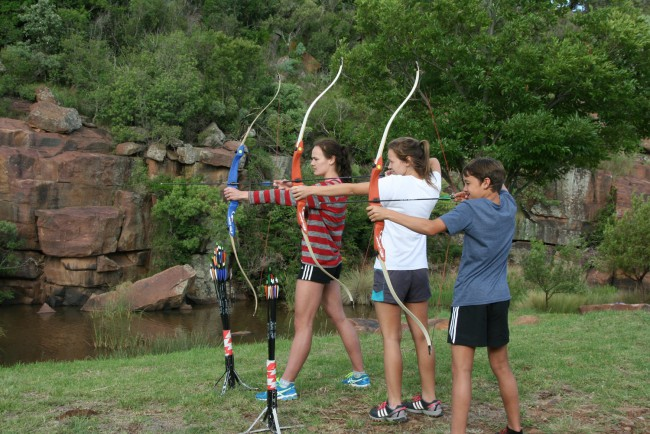 Adventure Zone Cullinan - Archery