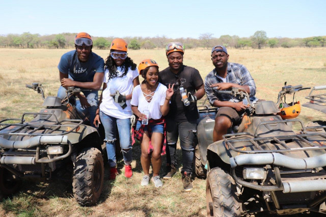 Adventure Zone Cullinan Teambuilding