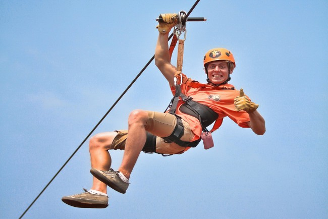 Adventure Zone Cullinan - Zip Line