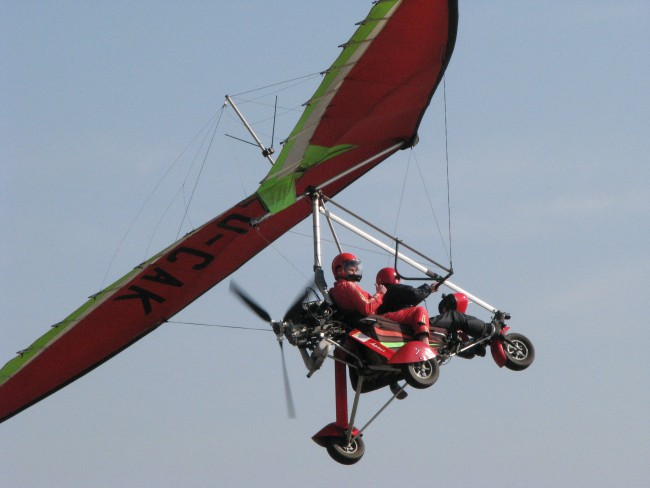 Microlight Pilot Licence Cape Town