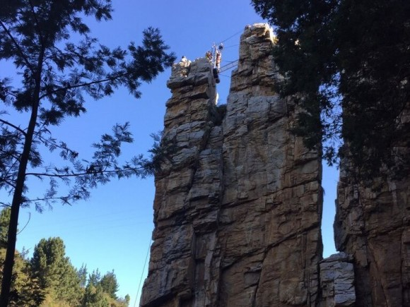 Africanyon Adventures - Via Ferrata