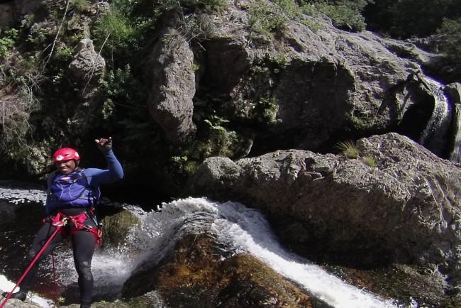 Africanyon Adventures - Via Ferrata