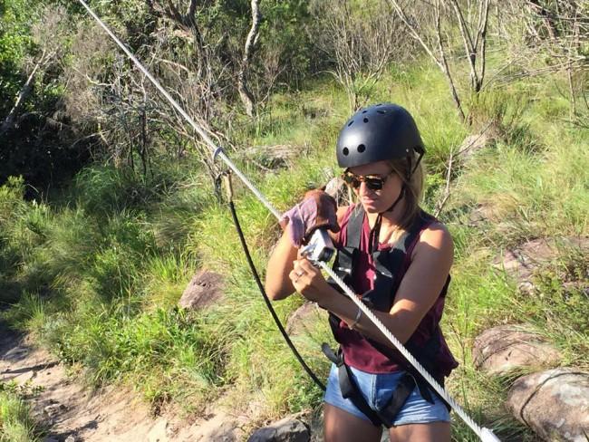 Areena Riverside Resort - Ama Zing Zing Zipline