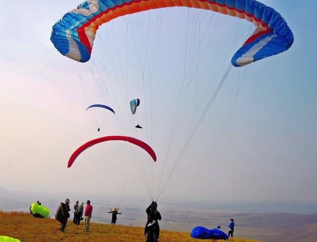 Paragliding in Mpumalanga