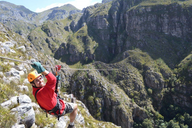 Automated Customer Videos - Cape Canopy Tour