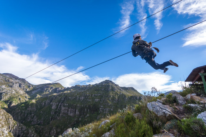 Canopy Tours - The Best Cape Town Adventures