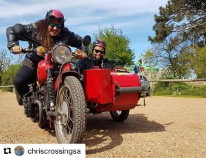 Cape Sidecar Adventures in Elgin