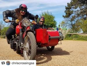 Cape Sidecar Adventures in Elgin