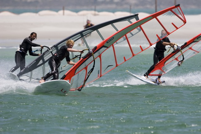 Cape Sports Center - Windsurfing