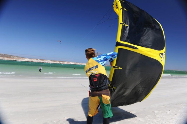 Cape Sports Center - Kiteboarding