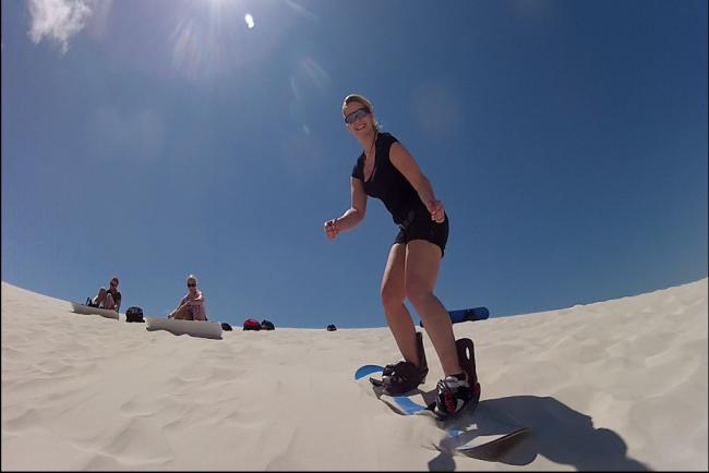 Cape-Xtreme Adventure Tours - Sandboarding
