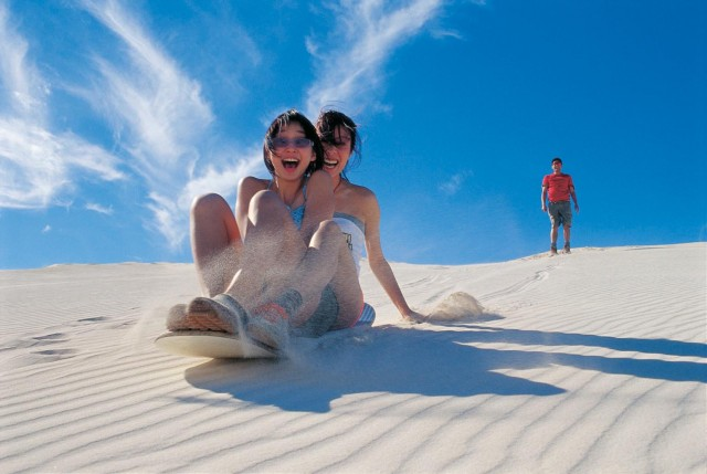 Cape-Xtreme Adventure Tours - Sandboarding
