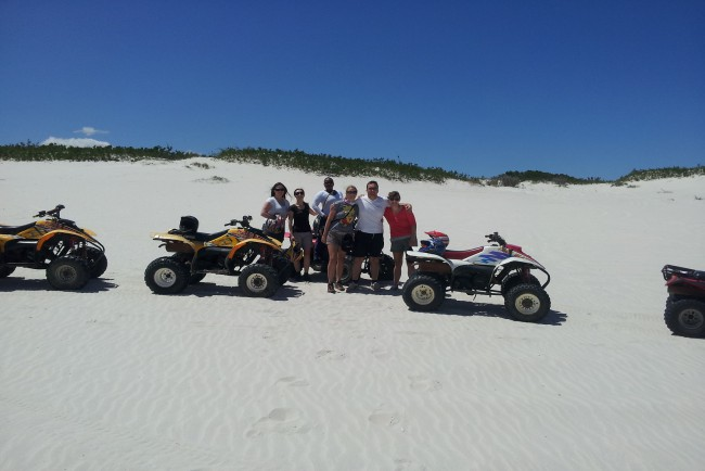 Cape-Xtreme Adventure Tours Teambuilding