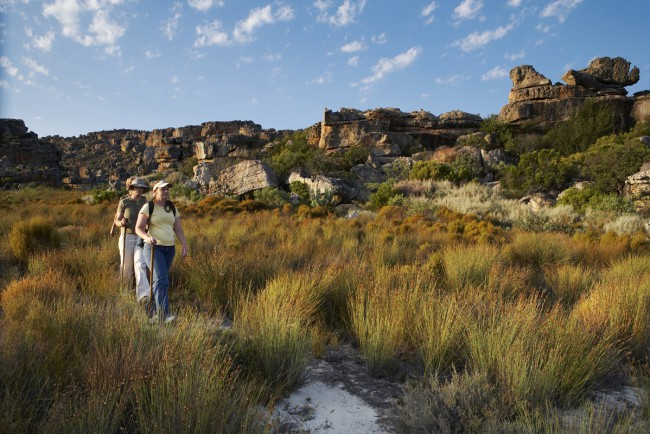 Cederberg Heritage Route - Guided Hiking