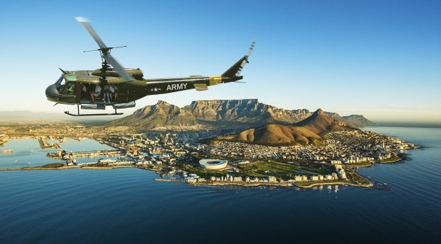 Celestial Gift Experiences - Huey Helicopter Flights