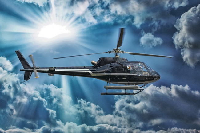 Celestial Gift Experiences - Helicopter Flights