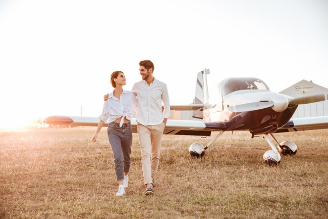 Celestial Gift Experiences - Scenic Flights