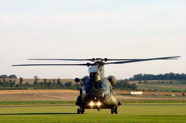 Cherangani Aviation - Helicopter Flights
