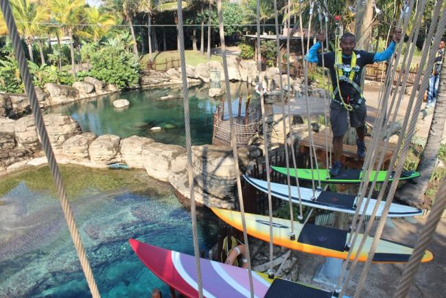 Chimp & Zee Rope Adventure Park