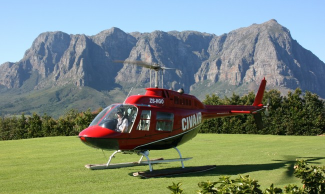 Civair Helicopters - Scenic Flights