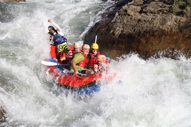 Clarens Xtreme - River Rafting