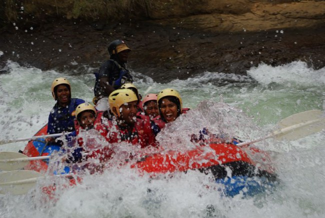 Clarens Xtreme - White Water Rafting