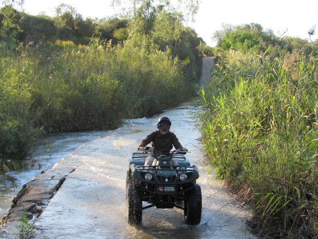 Crisscross Adventures – Quad Biking