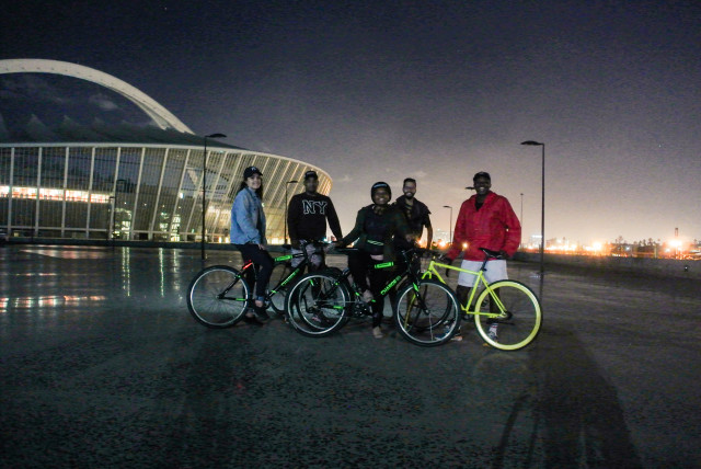 Curiocity Durban - Cycle Tours