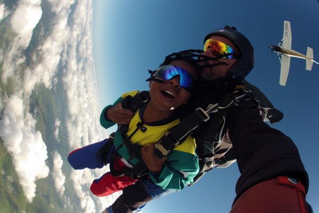 Skydive Durban