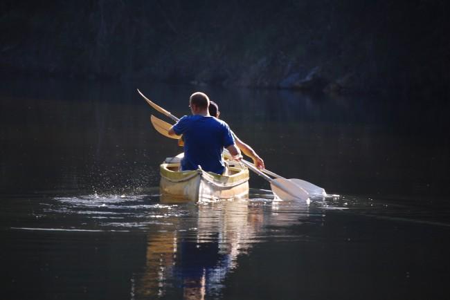 Eden Adventures - Canoeing