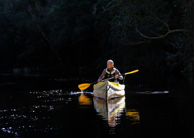 Canoeing Trips Wilderness - Family Adventures, Garden Route