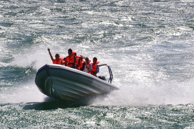 Elite Charters - Power Boating