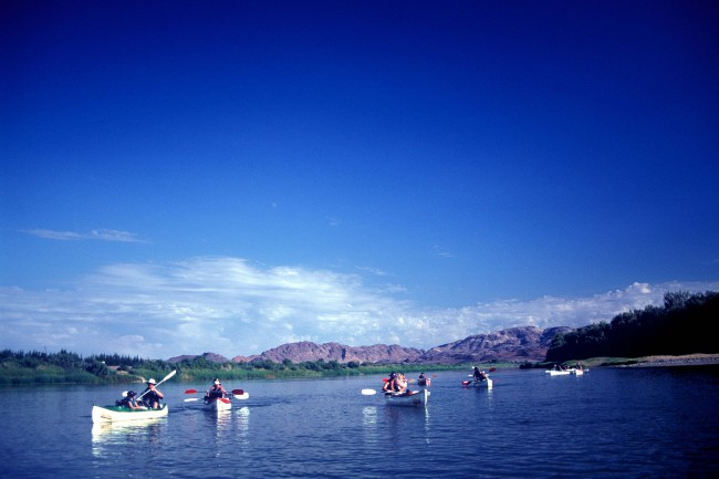 Aquatrails - Orange River
