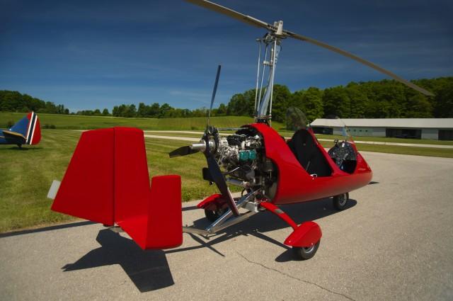 Aero Sport - Gyrocopter School