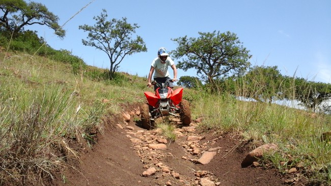 Four Rivers Rafting and Adventures - Quad Biking