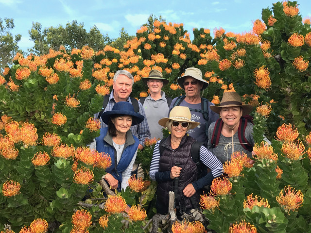The Fynbos Trail - Slackpacking