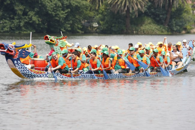 Gauteng Dragon Boat Association