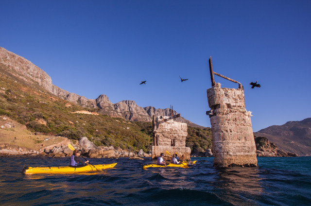 Gravity Adventures - Sea Kayaking