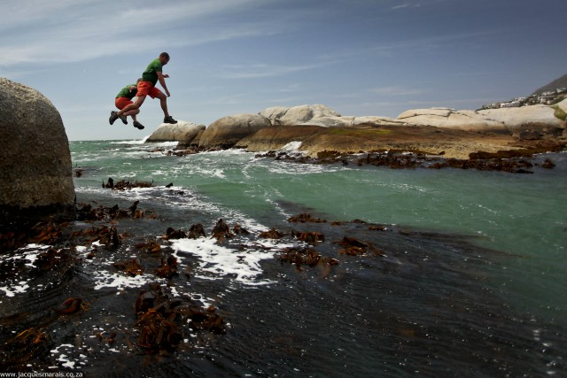 Gravity Adventures - Coasteering