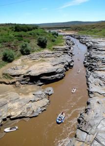 Gravity Adventures - Orange River Free State