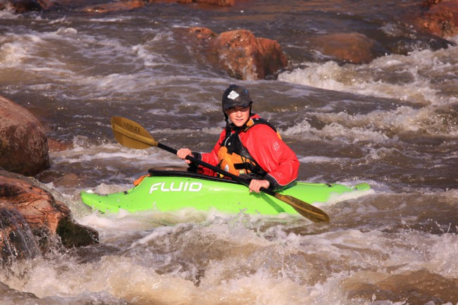 Commercial Paddling Guides Course South Africa