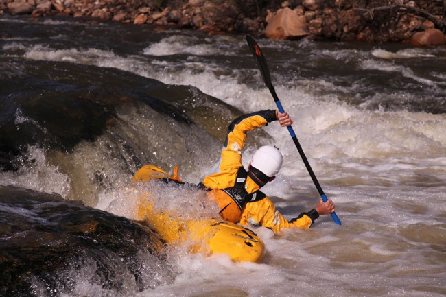 Whitewater Kayak Training Courses South Africa