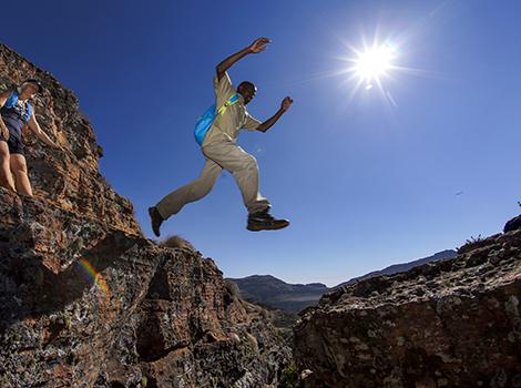 South African Adventure Survey