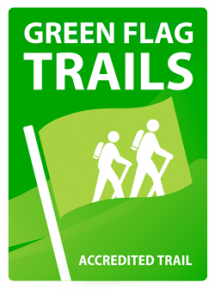 Green Flag Accredited Hiking and Canoe Trails