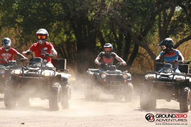 Ground Zero Adventures - Quad Biking Dullstroom