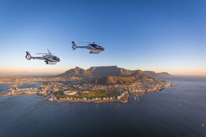 Helicopter Flights - The Best Cape Town Adventures