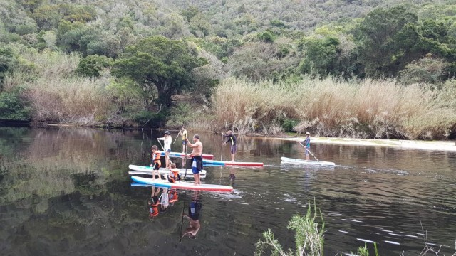 Hogs SUP & Champagne Cruises