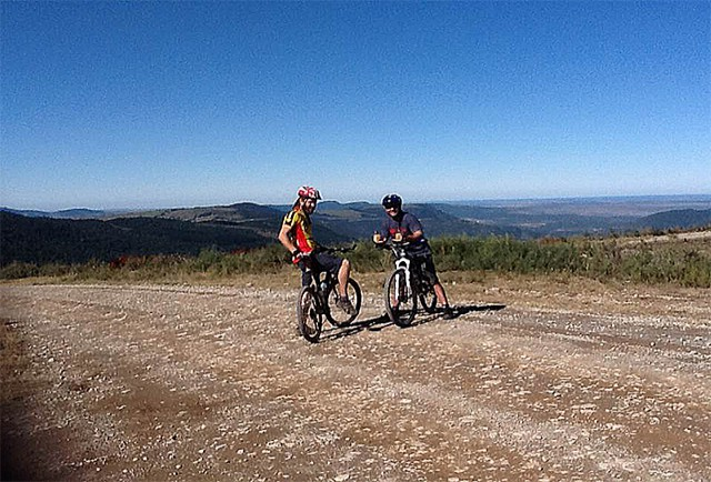 Hogsback Adventures - Mountain Biking